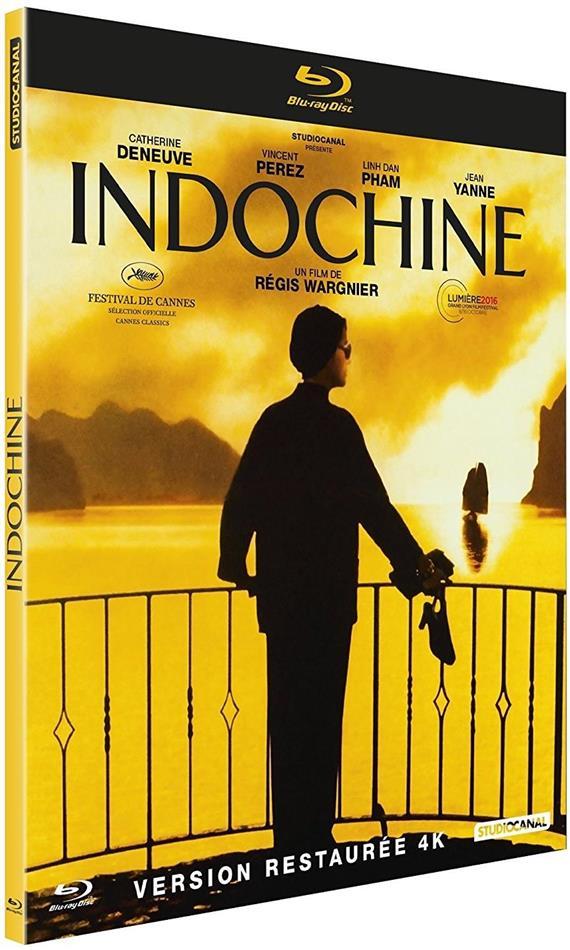 Indochine (1992) (4K Mastered, Digibook)