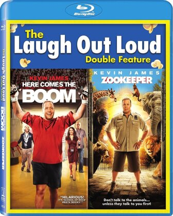 Here Comes the Boom (2012) (2 Blu-rays)