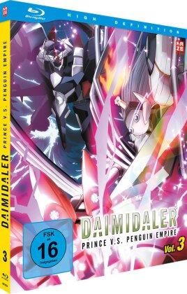 Daimidaler: Prince v.s. Penguin Empire - Vol. 3 (2014) (Mediabook)