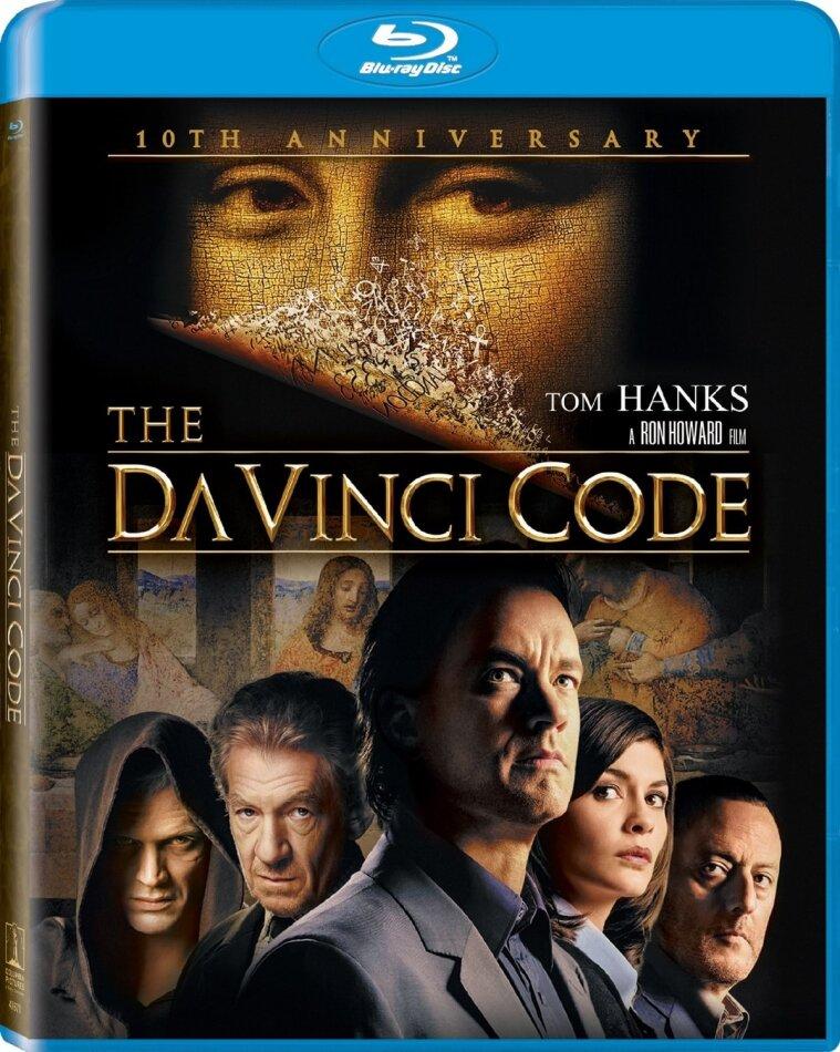 The Da Vinci Code (2006) (10th Anniversary Edition, 2 Blu-rays)