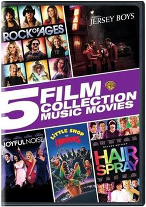 5 Film Collection - Music Movies (5 DVDs)