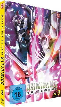 Daimidaler - Prince v.s. Penguin Empire - Vol. 3 (2014) (Digibook)