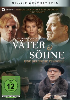 Väter und Söhne - Eine deutsche Tragödie (Grosse Geschichten, 4 DVD)