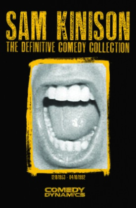 Sam Kinison - The Definitive Comedy Collection (Comedy Dynamics, 7 DVDs + 3 CDs)