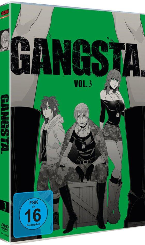 Gangsta - Vol. 3 (2015)