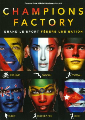 Champions Factory (Digibook, 3 DVD)