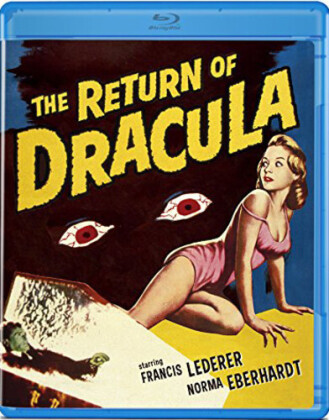 Return Of Dracula - Return Of Dracula / (Mono) (1958) (s/w)