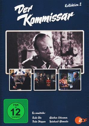 Der Kommissar - Kollektion 2 (s/w, Neuauflage, 6 DVDs)
