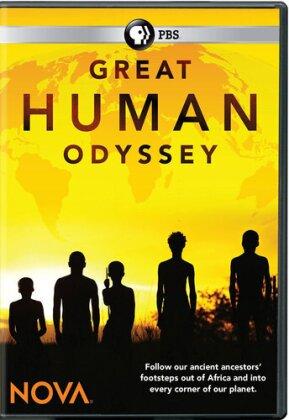 NOVA - The Great Human Odyssey