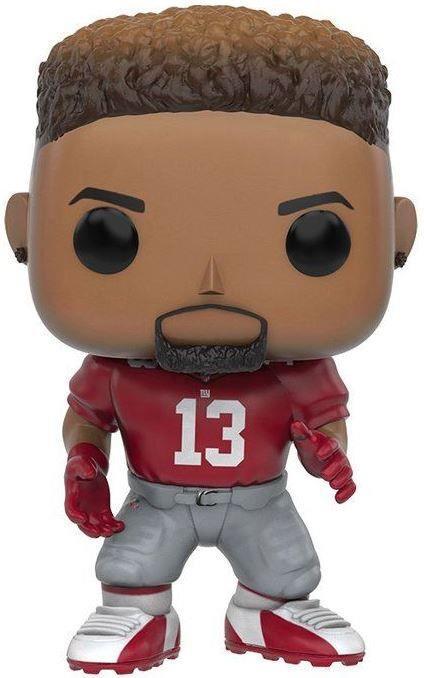NFL: Odell Beckham Jr (Giants) POP! 55 - Vinyl Figur
