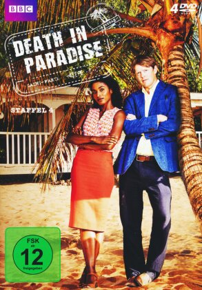 Death in Paradise - Staffel 4 (4 DVDs)