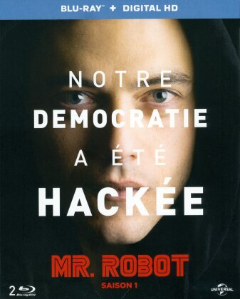 Mr. Robot - Saison 1 (2 Blu-rays)