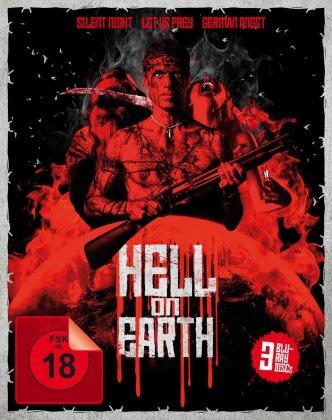 Hell on Earth - 3 Filme Box (3 Blu-rays)