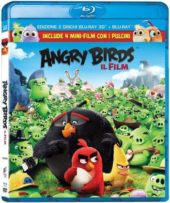 Angry Birds - Il Film (2016) (Blu-ray 3D + Blu-ray)