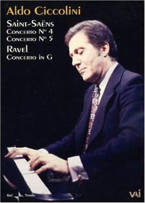Aldo Ciccolini - Ravel / Saint-Saëns (VAI Music)