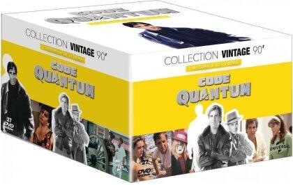 Code Quantum - L'intégrale de la série (Collection Vintage 90', 27 DVD)