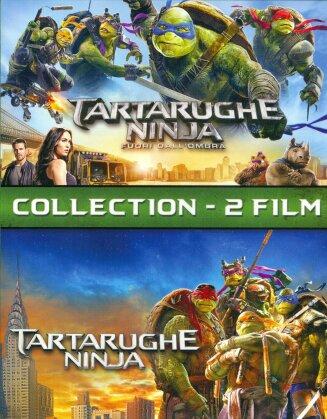 Tartarughe Ninja / Tartarughe Ninja 2 - Fuori dall'ombra (2 Blu-rays)