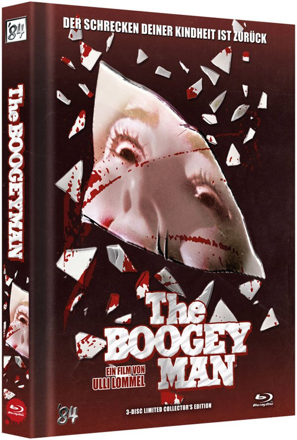 The Boogey Man (1980) (Cover B, Collector's Edition Limitata, Mediabook, Blu-ray + DVD + CD)