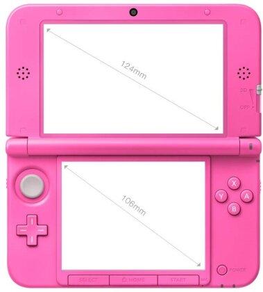 New 3DS Konsole XL Pink White (ohne Netzteil)