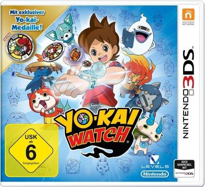 Yo-Kai Watch - inkl. Medaille