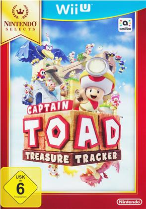 Captain Toad Treasure Tracker - Nintendo Selects