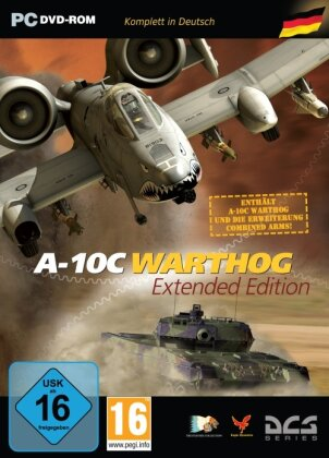 A-10C Warthog (Extended Edition)