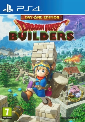Dragon Quest Builders (Day One Edition)