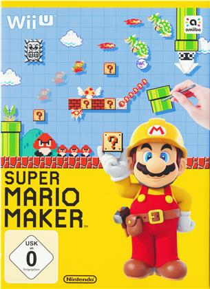 Super Mario Maker Artbook Edition