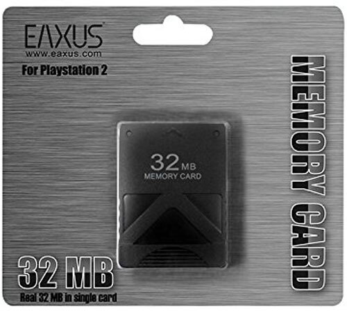 PS2 Memory Card 32MB EX