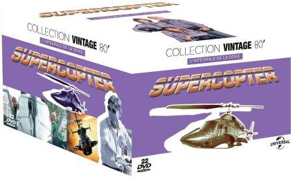 Supercopter - L'intégrale de la série (Collection Vintage 80', 22 DVDs)