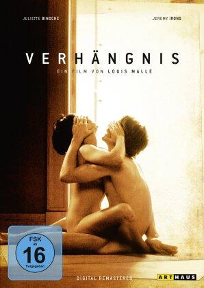 Verhängnis (1992) (Digital Remastered, Arthaus)