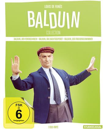 Louis de Funès - Balduin Collection (3 Blu-rays)