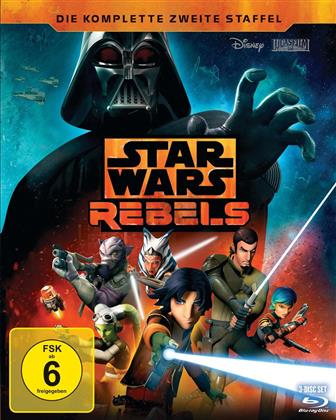 Star Wars Rebels - Staffel 2 (3 Blu-rays)