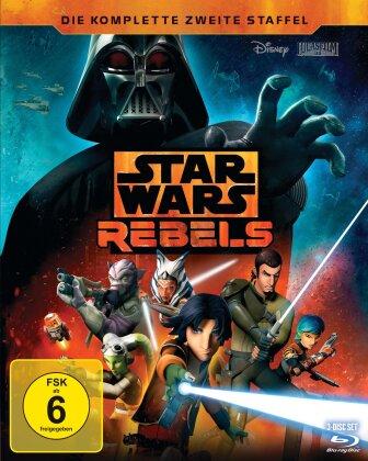 Star Wars Rebels - Staffel 2 (3 Blu-rays)