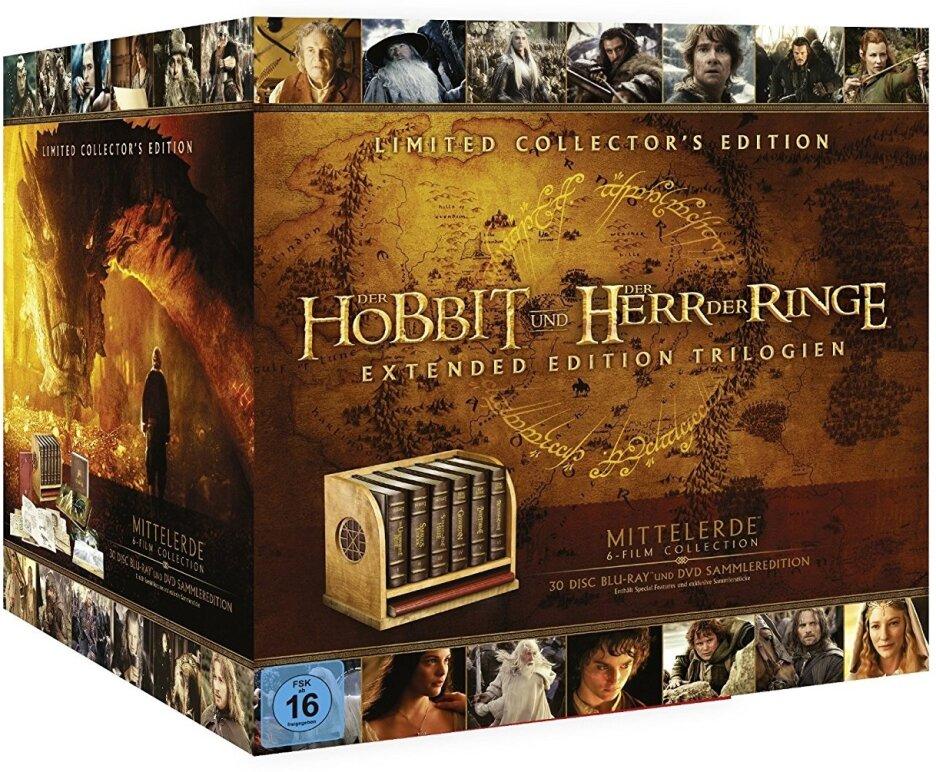 Hobbit Und Herr Der Ringe Box
