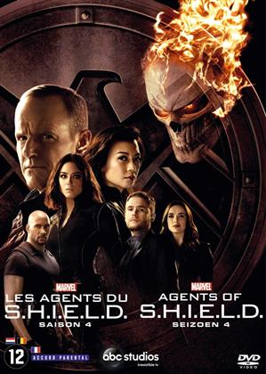 Les Agents du S.H.I.E.L.D. - Saison 4 (6 DVDs)