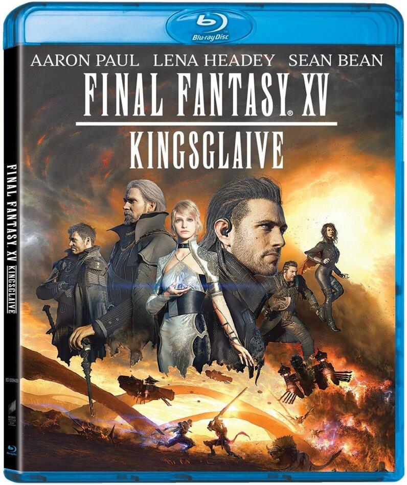 Final Fantasy XV - Kingsglaive (2016)