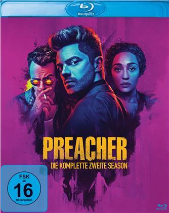 Preacher - Staffel 2 (4 Blu-rays)