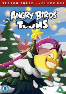 Angry Birds Toons - Season 3 Vol. 1