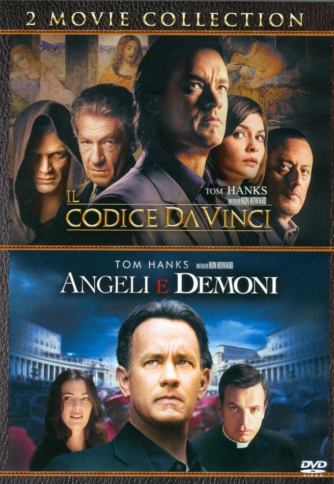 Il Codice Da Vinci / Angeli e Demoni (2 DVDs)