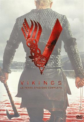 Vikings - Stagione 3 (3 DVDs)