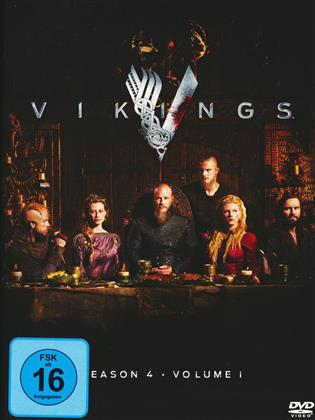 Vikings - Staffel 4.1 (3 DVDs)