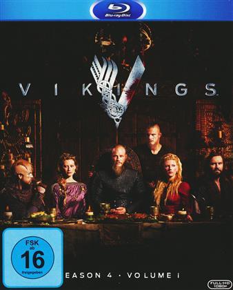 Vikings - Staffel 4.1 (3 Blu-rays)