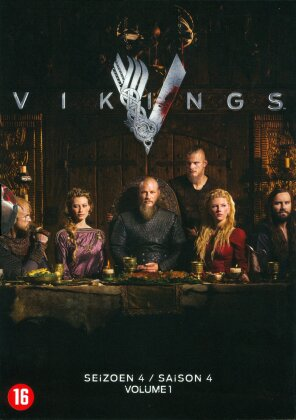 Vikings - Saison 4.1 (3 DVDs)