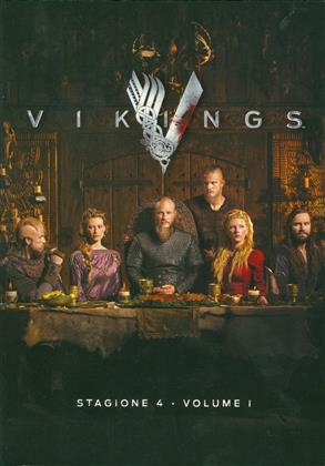 Vikings - Stagione 4.1 (3 DVDs)