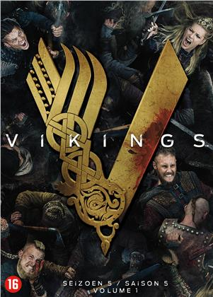 Vikings - Saison 5.1 (3 DVDs)