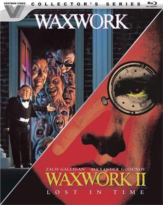 Waxwork / Waxwork II - Lost in Time (Vestron Video Collector's Series, Collector's Edition Limitata, Versione Rimasterizzata, Edizione Restaurata, Unrated, 2 Blu-ray)