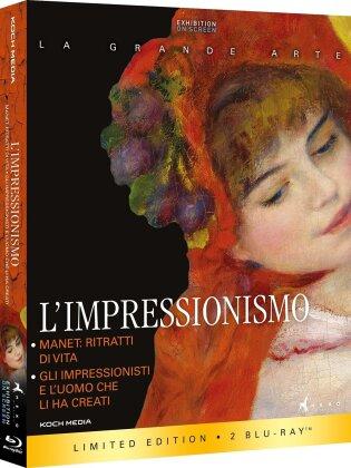 Gli Impressionisti (Limited Edition, 2 Blu-rays)