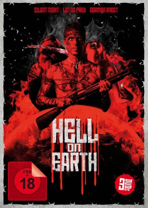 Hell on Earth - 3 Filme Box (3 DVDs)