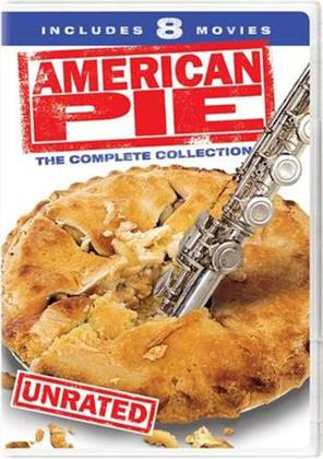 American Pie - The Complete Collection (Unrated, 4 DVD)